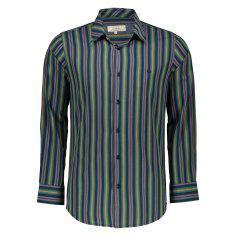 پیراهن آستین بلند مردانه کد 139-3 btt