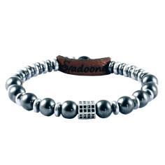 دستبند مردانه شادونه مدل ar94man