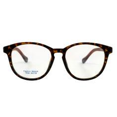 فریم عینک طبی مدل Tr90 Pecan Leopard Pattern