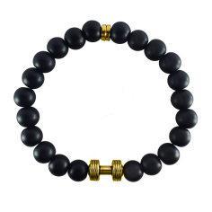 دستبند مردانه نازنین مدل CB-307