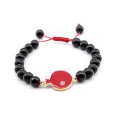 دستبند طرح انار مدل 9411