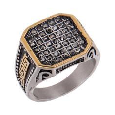 انگشتر مردانه مون لایت کد R2008