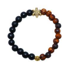 دستبند مردانه کد dms03