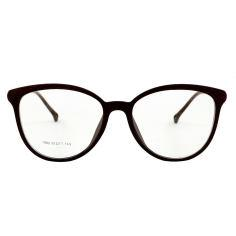 فریم عینک طبی مدل Tr90 Ultra Light Wooden Pattern