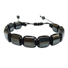 دستبند مردانه گالری کلبه مدل ارشام ۳ تک سایز