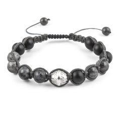 دستبند مردانه ریسه گالری مدل Ri3-L1075G