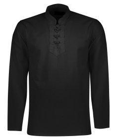 پیراهن الیاف طبیعی اصیل جامه مدل 3000