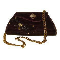 کیف زنانه چرم طبیعی مدل الماس