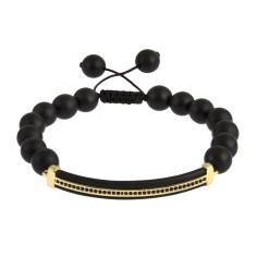 دستبند مردانه اقلیمه کد DS466