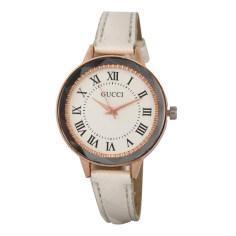 ساعت مچی عقربه ای زنانه مدل Gu-Lth-Wh