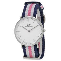 ساعت مچی عقربه ای زنانه دنیل ولینگتون مدل DW00100050