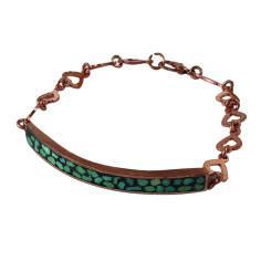 دستبند نخل زیور کد 069