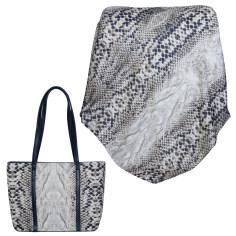 ست کیف و روسری زنانه مدل T1-970918