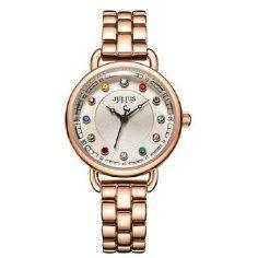 ساعت مچی عقربه ای زنانه جولیوس مدل JA-1088