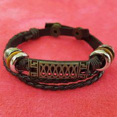 دستبند مردانه مدل P544